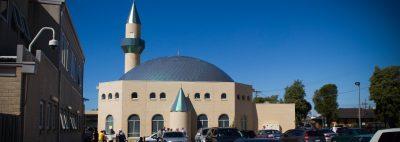 Emir Sultan Mosque.