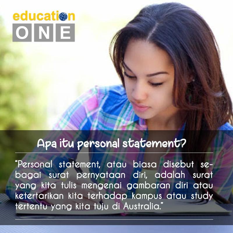 Tips Menulis Personal Statement untuk Visa Pelajar Australia3