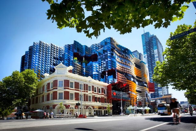 RMIT City Campus. Picture belongs to © 2017 RMIT University. All copyrights reserved.