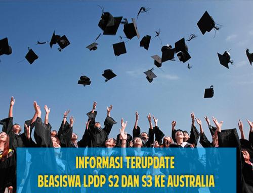 Informasi Terupdate Beasiswa LPDP S2 dan S3 ke Australia