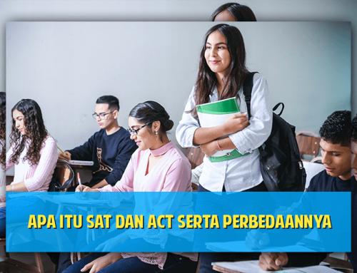 Apa Itu SAT dan ACT serta Perbedaannya