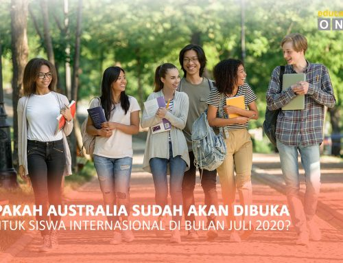 Apakah Australia sudah akan dibuka untuk siswa internasional di bulan Juli 2020?