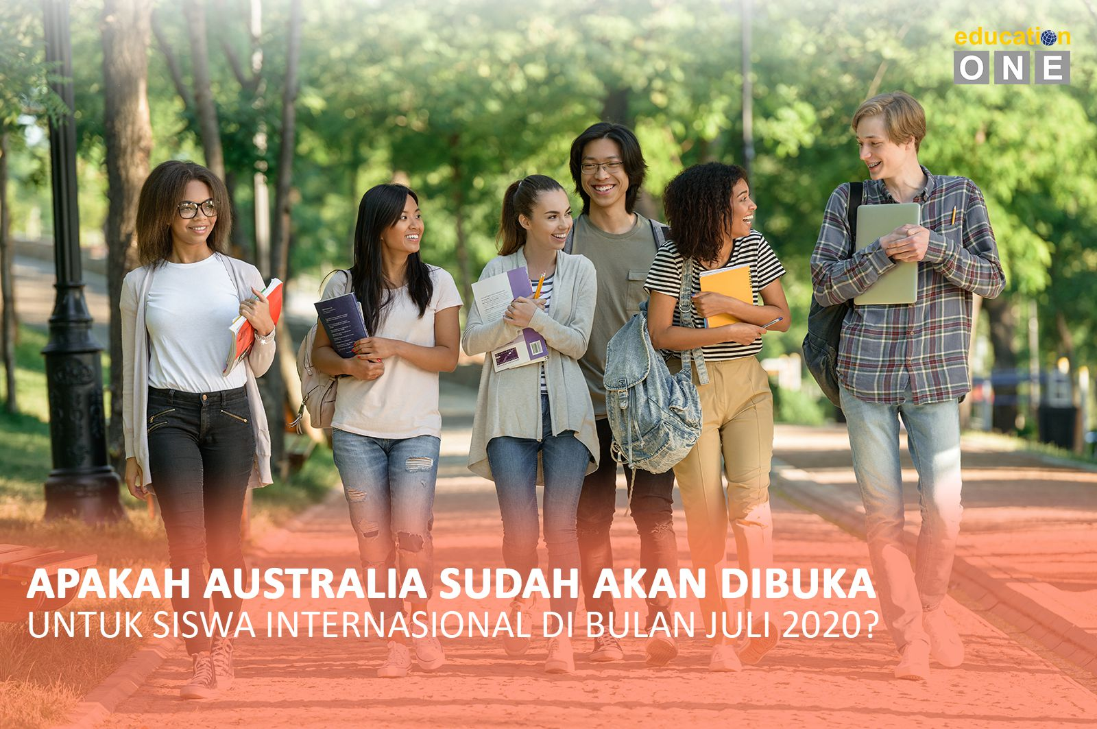 Australia sudah akan dibuka untuk siswa internasional di bulan Juli 2020