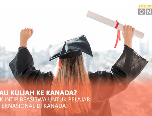 Mau Kuliah ke Kanada? Yuk Intip Beasiswa untuk Pelajar Internasional di Kanada!