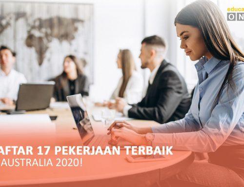Daftar 17 Pekerjaan Terbaik di Australia 2020!