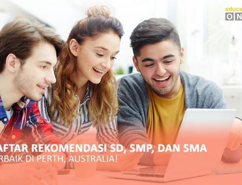 Daftar Rekomendasi SD, SMP, dan SMA Terbaik di Perth, Australia!