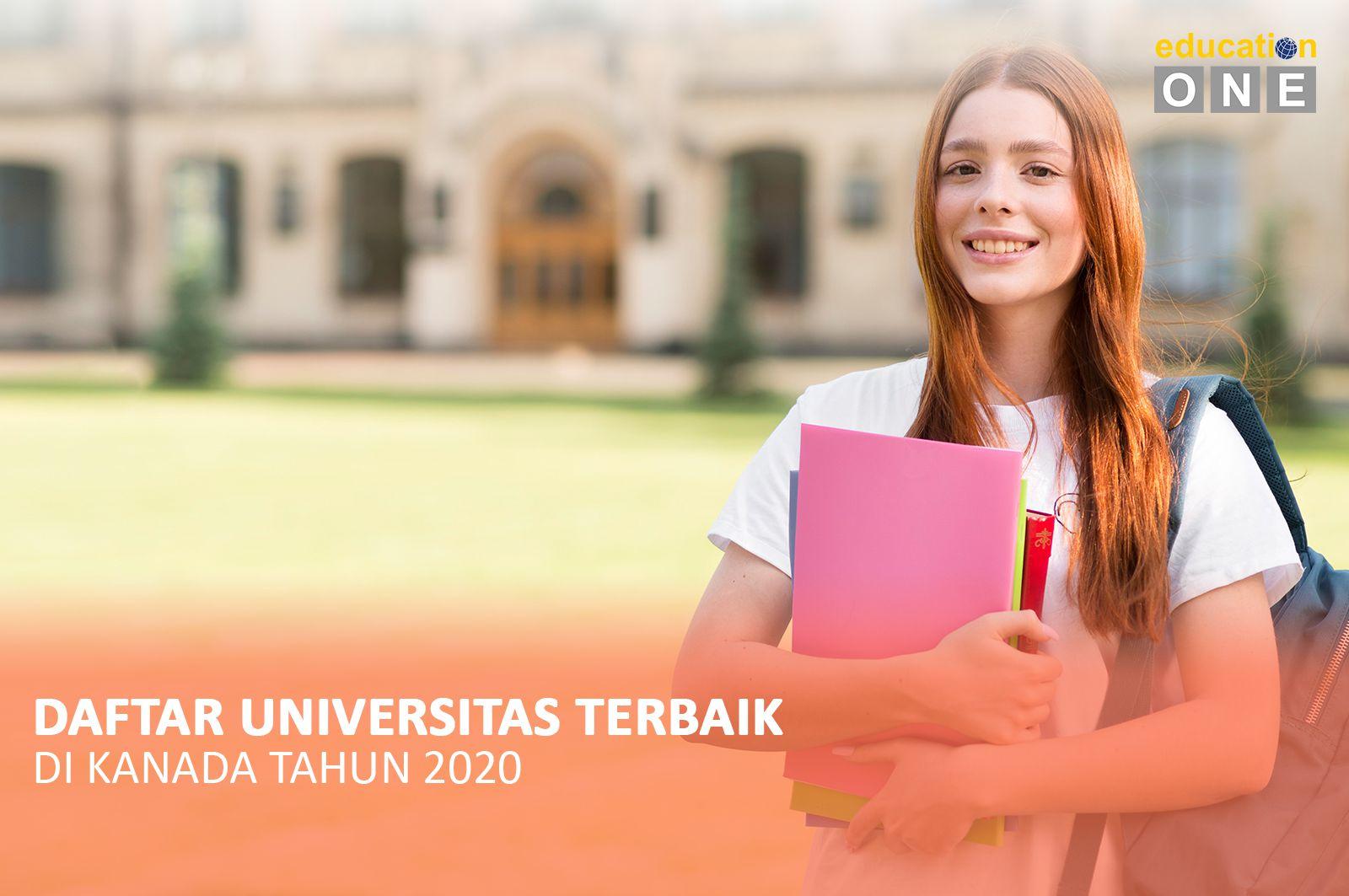 Daftar Universitas Terbaik di Kanada Tahun 2020