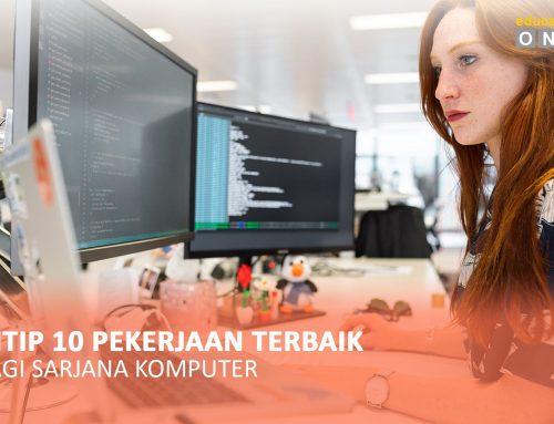 Intip 10 Pekerjaan Terbaik Bagi Sarjana Komputer